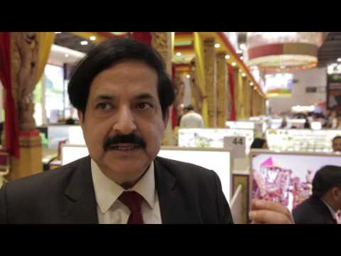 WTM 2016: Shri Vinod Zutshi, government secretary, ministry of tourism, India