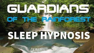 "Guided Meditation for Deep Sleep ""Guardians of The Rainforest"" A Mind Hypnosis for Sleeping"