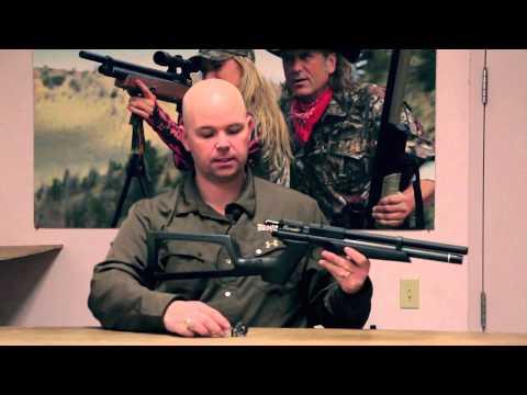 Benjamin Marauder PCP Pistol Highlights