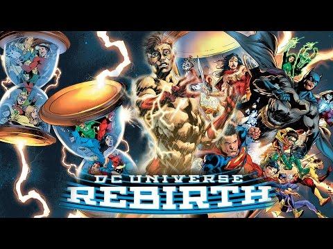 DC Rebirth: [Обзор] / DC Comics