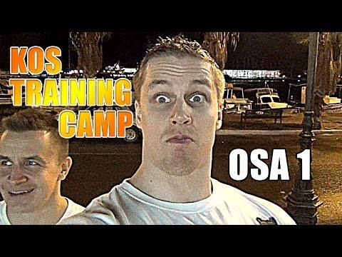 Kos Training Camp 2014 - osa 1