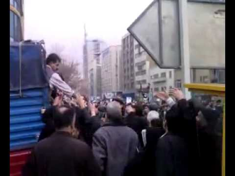 Iran 30 Dec 09 Islamic Regime Protest