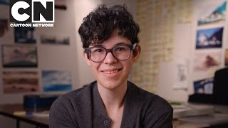 Create Your Own Cartoons!  Interview with Rebecca Sugar  Cartoon Network