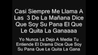Download lagu Ella no esta enamorada de mi letra   Don miguelo