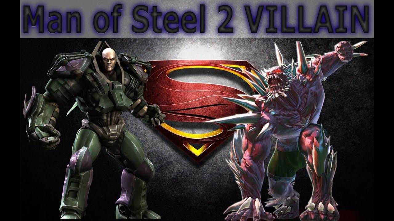 Man Of Steel 2 Villain Rumors Man of Steel 2 ...