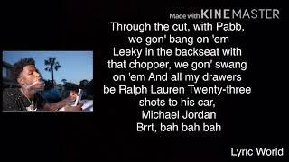 Quando Rondo - ABG Lyrics