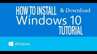 How to Download Windows 10 Download Free & Easy - Full Version
