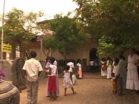 Sri Lanka Holy Tours video