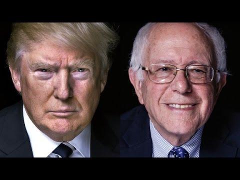 Donald Trump, Bernie Sanders dominate New Hampshire polls