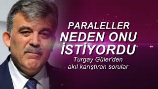 Turgay Güler : 'Bizim cenah' ve 'malum danışmanlar'