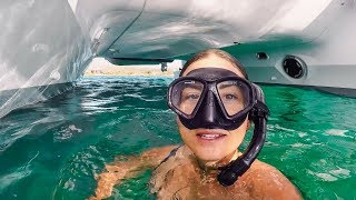 Staying Salty, Sailing the Mediterranean (Sailing La Vagabonde) Ep. 110