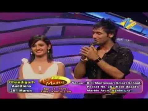 Lux Dance India Dance Season 2 March 27 '10 - Punit & Shakti video