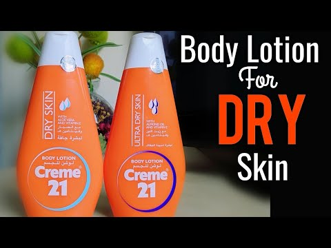 Best Winter Body Lotion For Dry Skin, Creme 21 Body Lotion for Ultra Dry Skin Urdu Hindi
