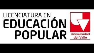 PROMO Socialización del PEP - Lic. Ed. Popular (2015)