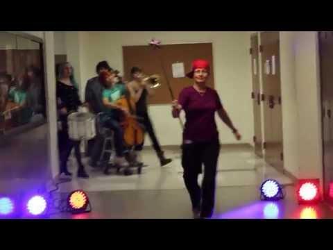"Sudbury Secondary School 2014 Music Video - ""Happy"""