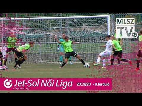 Haladás Viktória - FTC-Telekom | 0-0 | JET-SOL Liga | 6. forduló | MLSZTV