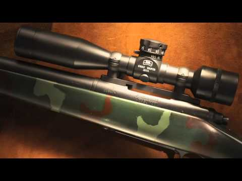 Marine sniper rifles.  National Firearms Museum Treasure Guns.