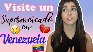 ASÍ ESTÁN SUPERMERCADOS EN VENEZUELA ¡Increíble! (octubre 2018) - Claudia's Channel