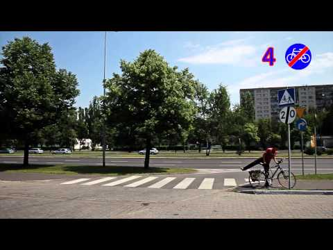 Gdyby Warszawskie Ulice Wyglądały Jak Warszawskie ścieżki Rowerowe