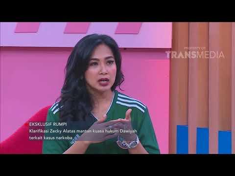 RUMPI - Klarifikasi Zecky Alatas Mantan Kuasa Dawiyah Terkait Kasus Narkoba (29/06/18) Part 2