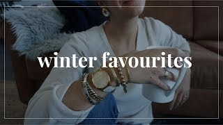SLOW FASHION & LIVING Winter Favourites | sustainable jewelry + clothing