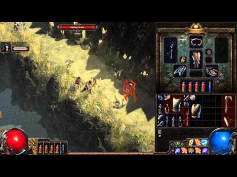 Path of Exile (a decent Diablo 2 clone) 02
