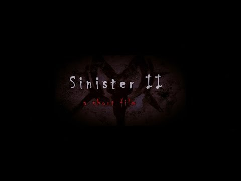 Sinister 2 Short Film Tribute to Scott Derrickson and Ethan Hawke