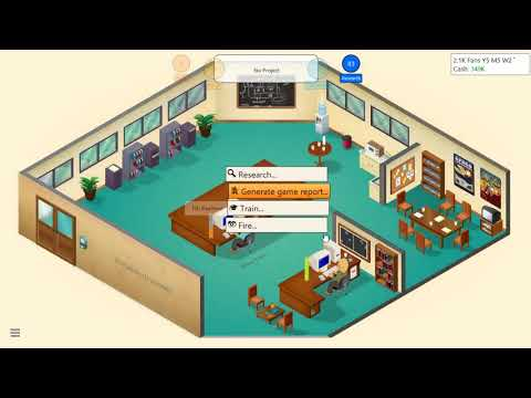 Progress // Game Dev Tycoon #3