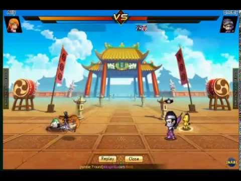 Pockie ninja ( bankai = secret techniques )