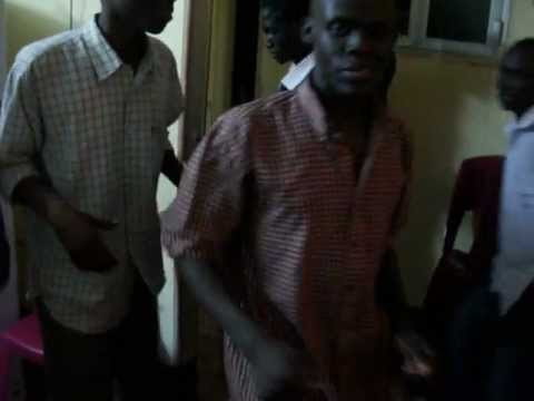 South Sudanese gospel We have fun team Rock lives cairo