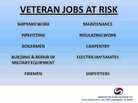 Veterans at Risk: Military Asbestos Exposures
