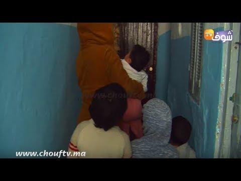 القصة الكاملة للصورة التي هزت الفايسبوك لثلاثة أطفال يفترشون الأرض بعين الحياني  بطنجة