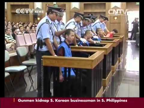 Kunming terrorist attack suspects on trial