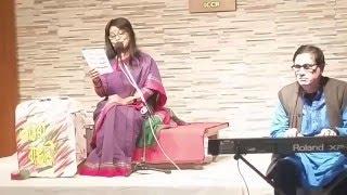 Shamsur Rahman's Shadhinota Tumi- Recitation by Dahlia Ahmed