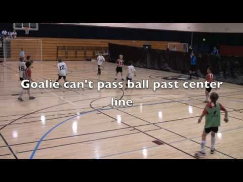 basic futsal rules