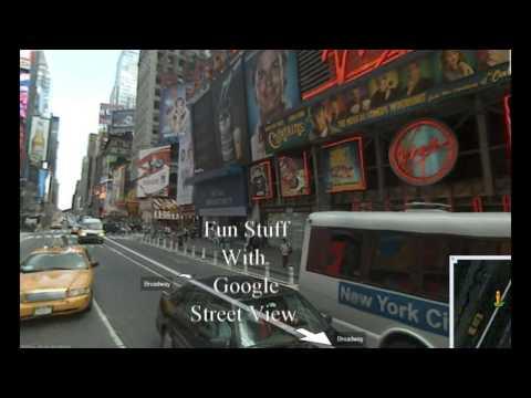 Street View Fun