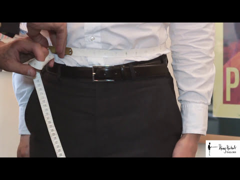 How to Measure for a Suit