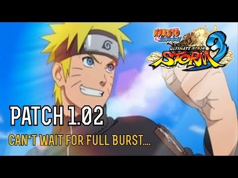 Thanks For The Patch CC2!! - Naruto BS Storm 3