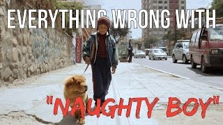 Everything Wrong With Naughty Boy 34 La La La Feat Sam Smith