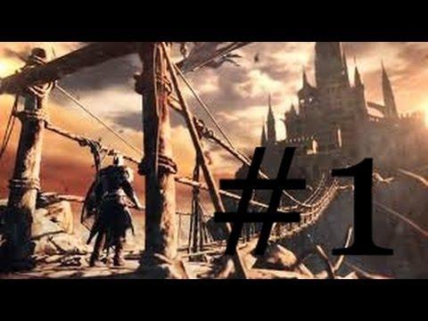 Dark Souls 2 Gameplay Walkthrough Part 1 : Intro & Things Betwixt