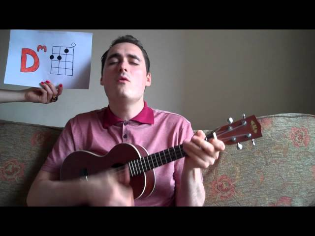The Musgraves - Valerie - The Zutons/Amy Winehouse - Ukulele Cover