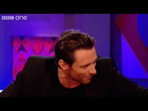 Poor man s Wolverine - Friday Night With Jonathan Ross -  BBC One