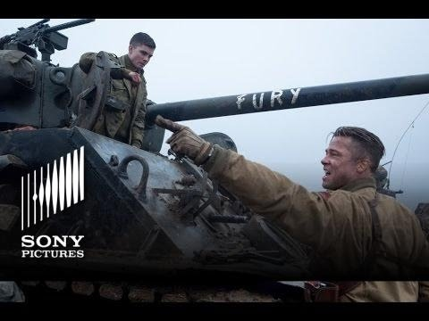FURY Movie - Featuring 'Take Me To Church' by Hozier