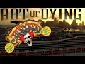 Art of Dying Tales From the Road Webisode 6 - Shiprocked