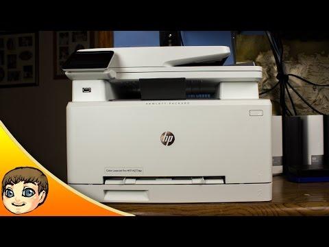 HP Color LaserJet Pro MFP M277dw Review - Fast & Simple [Sponsored]