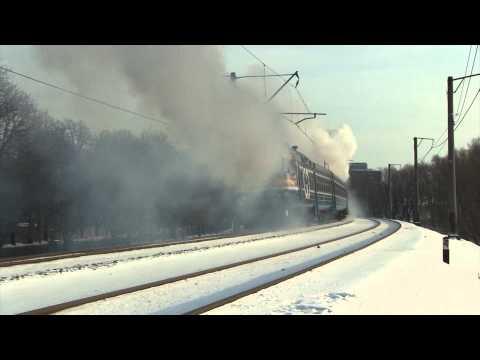 Ракета-дизель-поезд ДР1А / Rocket-DMU DR1A