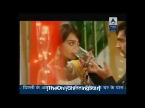 Karan sings for Surbhi Meri Sanson mein basa hain tera hi ek...