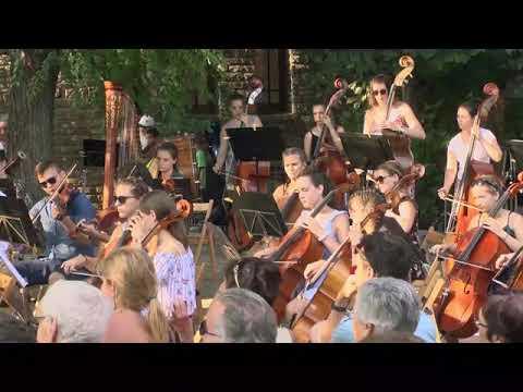Zuglói Filharmónia Zeneiskolai Zenekar - Gábor Horváth conducting  Popper Hungarian Rhapsody
