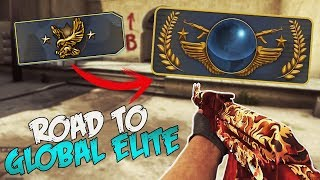 AGUILA - Road to Global Elite CS:GO
