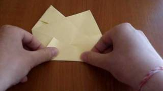 Origami Eagle  (part 1 Of 2)